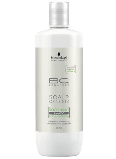 Bonacure Schwarzkopf Scalp Genesis Soothing Hassas Yatıştırıcı Şampuan 1000ml Renksiz